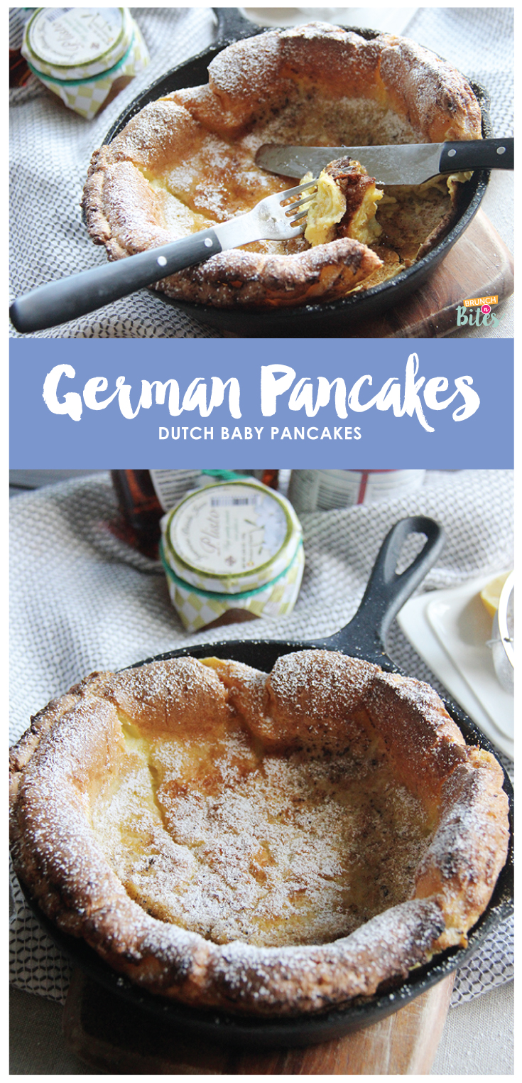 Dutch Baby Pancakes
