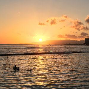 Waikiki Beach | www.brunchnbites.com
