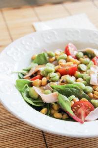 Summer Corn Salad | www.brunchnbites.com