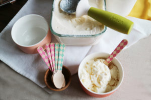 Sweet corn Ice Cream | www.brunchnbites.com