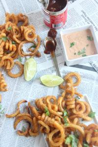 Chicken Adobo Fries   www.brunchnbites.com