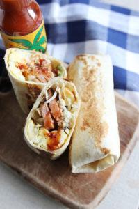 breakfast burrito   www.brunchnbites.com