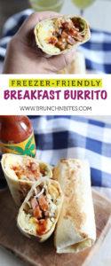 Breakfast Burrito | www.brunchnbites.com