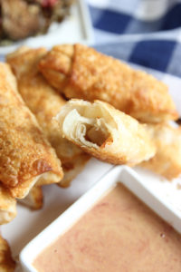 Turkey Egg Roll | www.brunchnbites.com