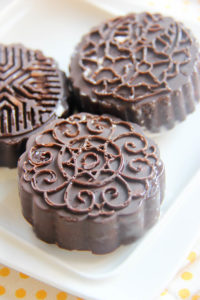 Ice cream mooncakes | www.brunchnbites.com