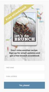 Newsletter   www.brunchnbites.com