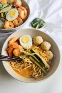 Seafood Laksa   www.brunchnbites.com