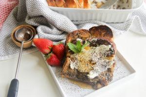 Tiramisu French Toast | www.brunchnbites.com