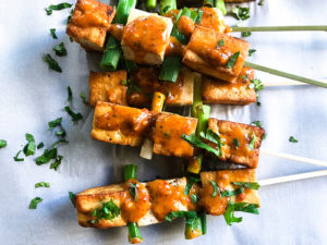 Thai Tofu Satay | www.brunchnbites.com