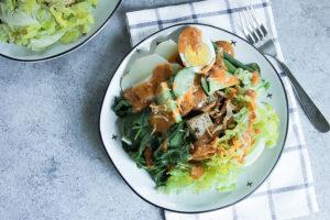 Gado Gado Salad | BrunchnBites.com