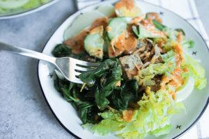 Gado Gado Salad | www.BrunchnBites.com