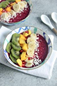 Hawaii Smoothie Bowl | Brunch-n-Bites