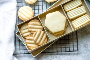 These Meyer Lemon Cookies just the thing to cure those wintertime blues.