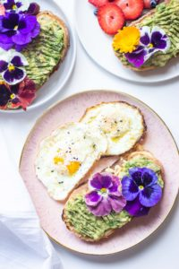 Upgrade your avocado toast to this Avocado Toast Grilled Cheese. Creamy avocado over buttery garlic bread and melted cheese. This toast is so simple to make but brings out the most amazing flavors in every bite.