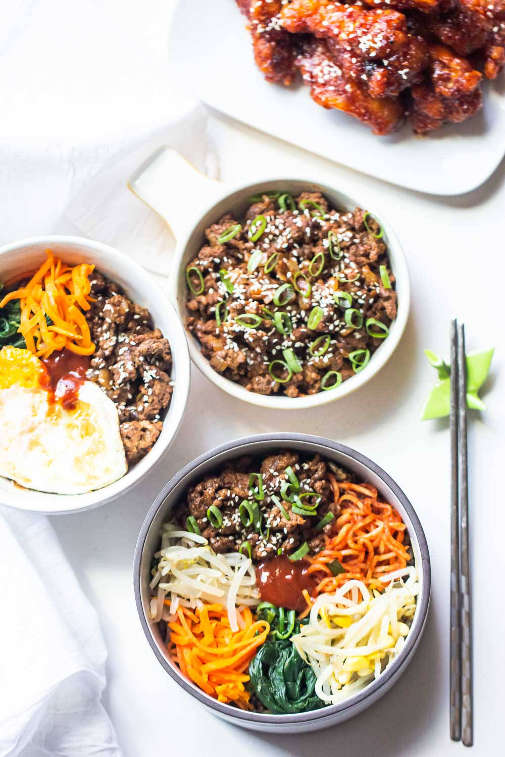This Easy Ground Beef Bulgogi Recipe is going to be your ...