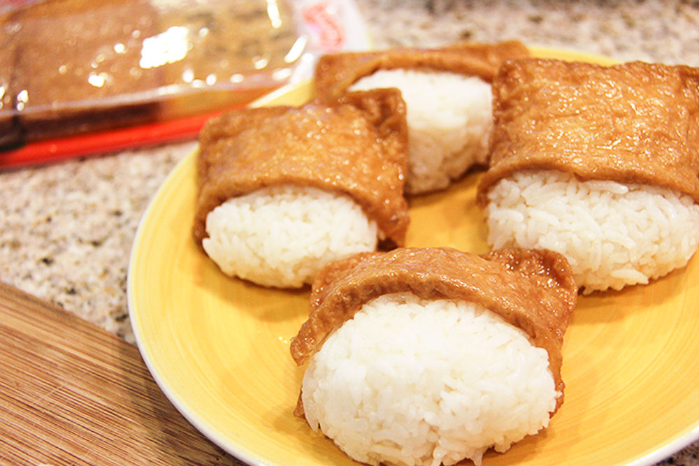 If you think, it is difficult to make Sushi at home, this Inari Sushi Recipe might just twist things around for you.