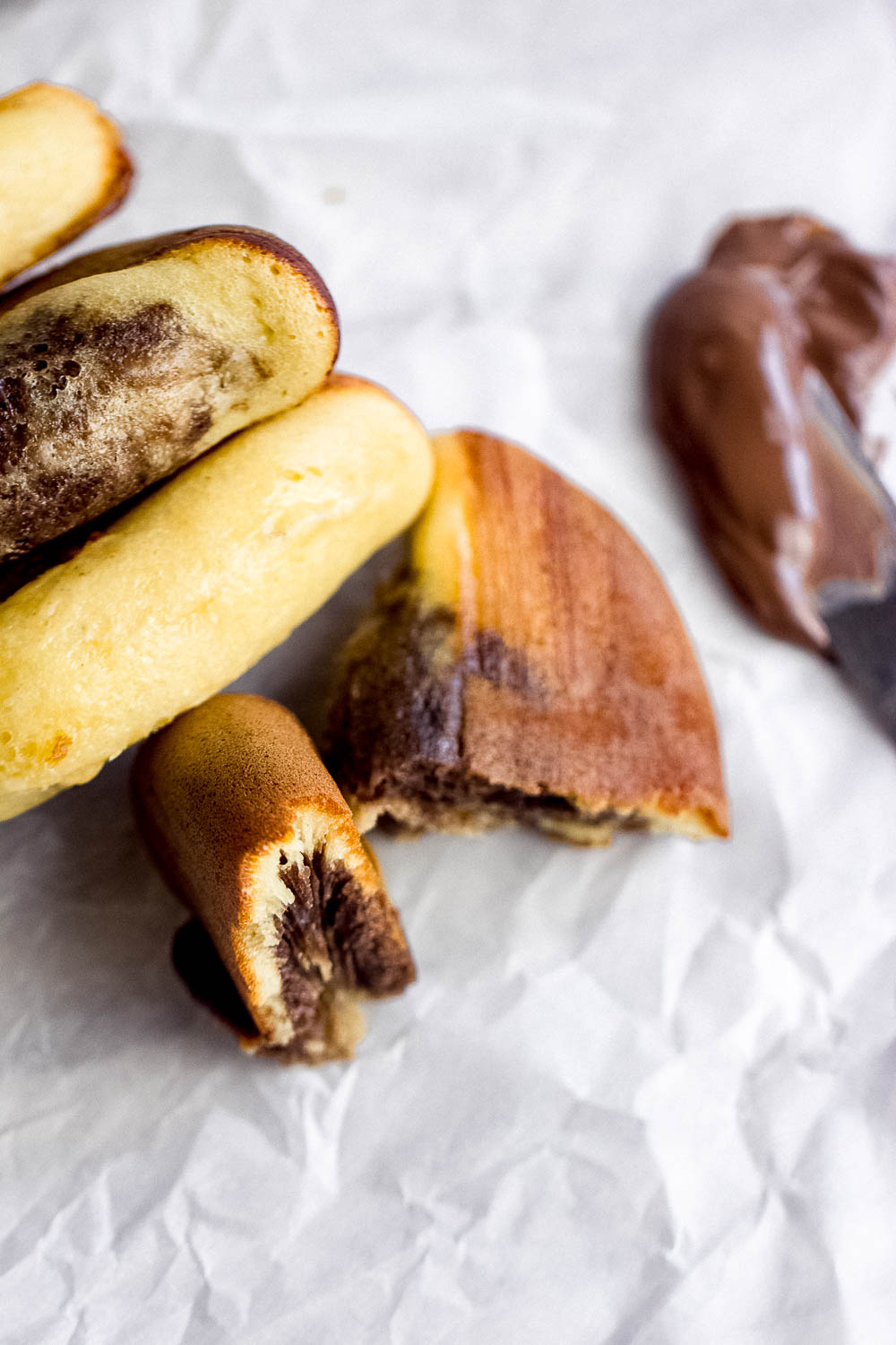 Pukis cake or kue pukis is a traditional Indonesian snack made with coconut milk. Its texture is undeniably soft yet slightly chewy, you'll ask for more than one.