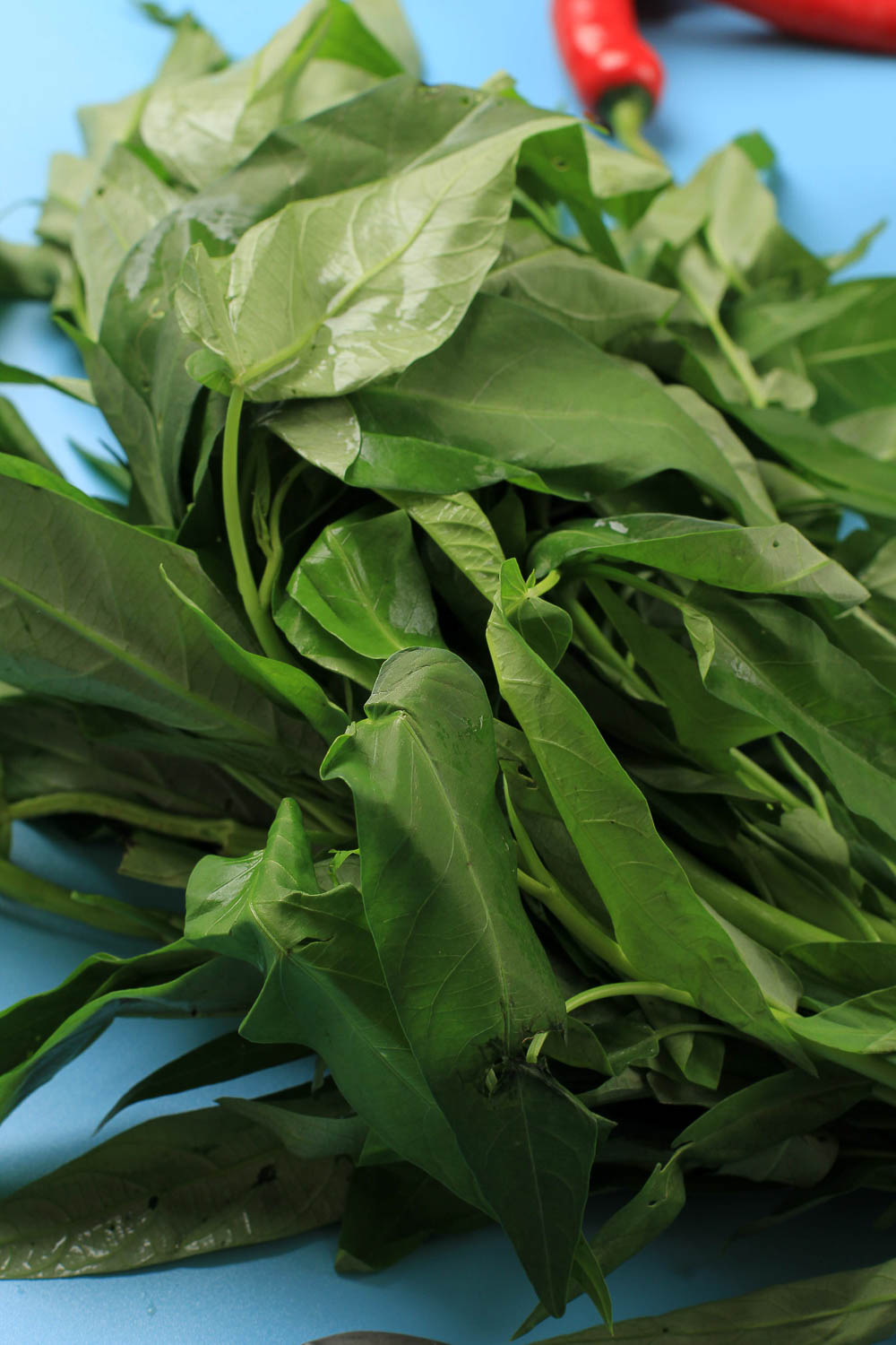 Water spinach, ong choy