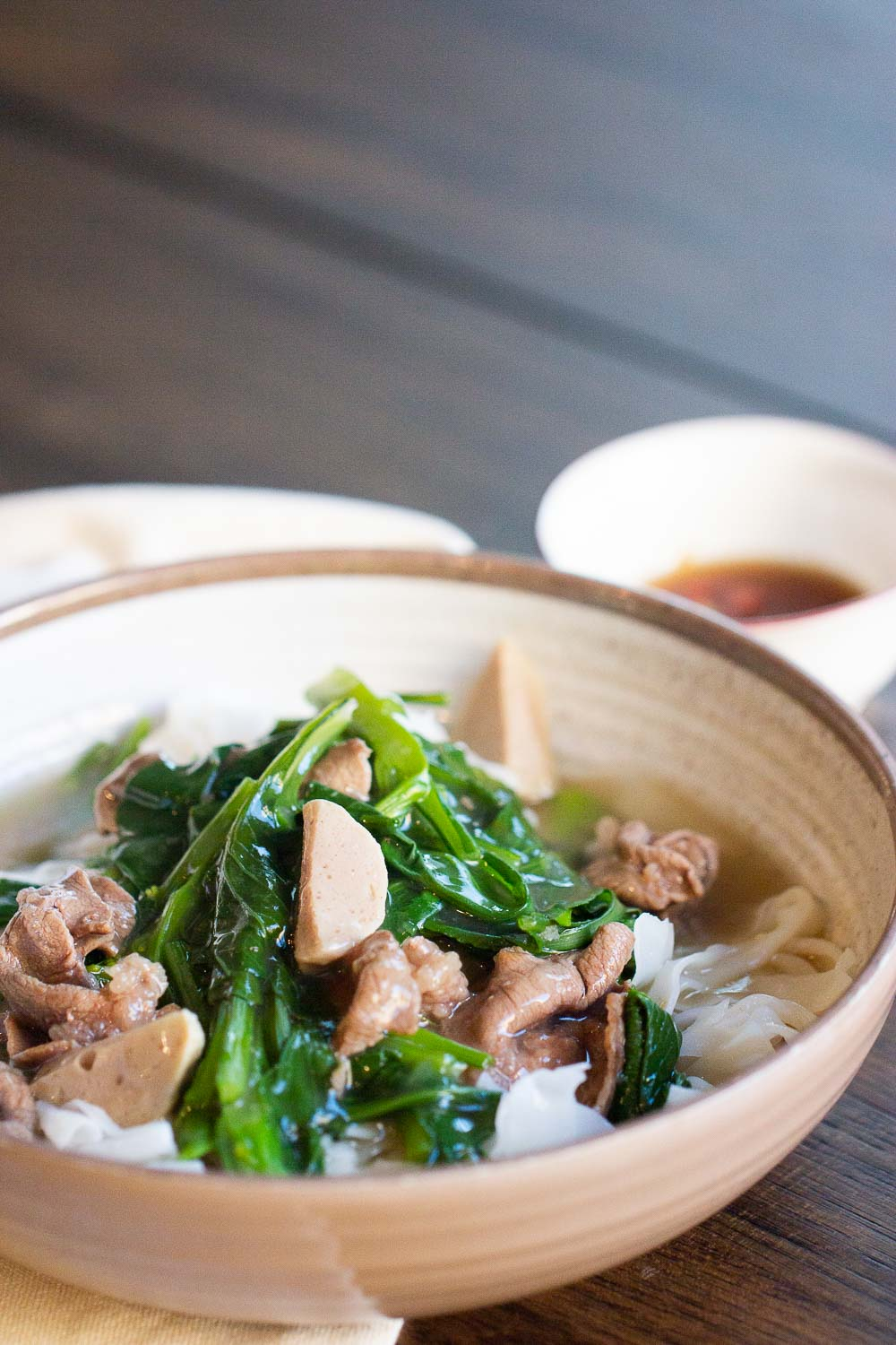 This Kwetiau Siram ((Flat Rice Noodles in Gravy / Rad Na) is true comfort food and this simplified version is so delicious and easy to make at home.